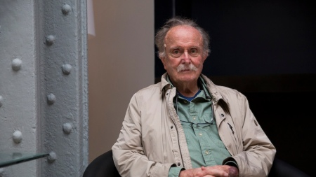 Alvin Lucier Sits Room—and Speaks with