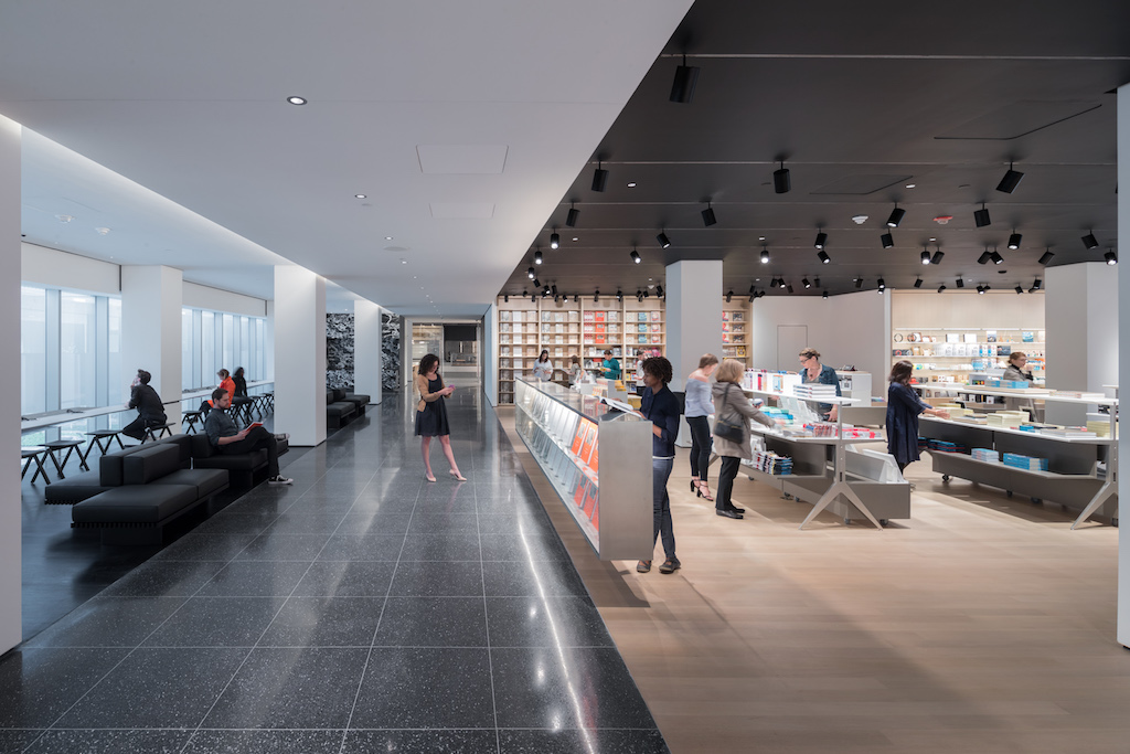 Moma Unveils Final Design For Rev ed Galleries And Expansion Plans on office floor plans