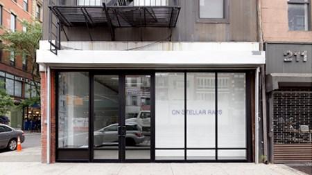 New York's On Stellar Rays Gallery
