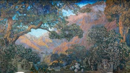 Quest Beauty: Tiffany's Mosaics the Corning