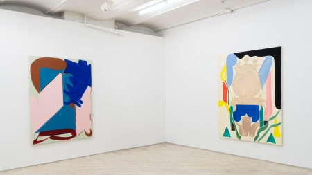 The Same Different: Patricia Treib's Paintings