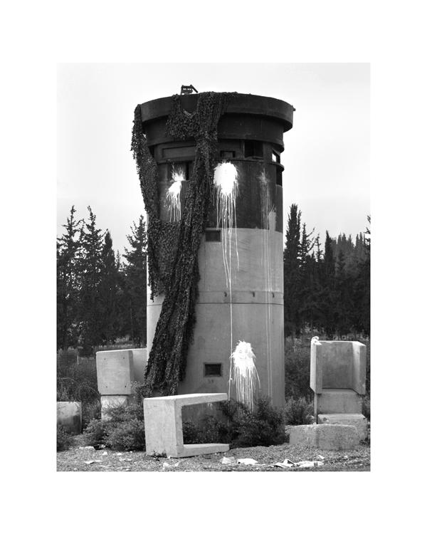 "Taysir Batniji, ""Watchtower"" series, 2008. COURTESY THE ARTIST AND EDGE OF ARABIA."