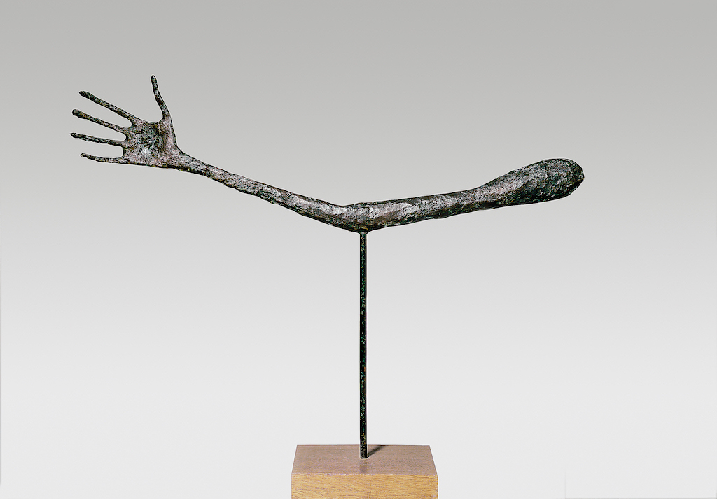 From the Archives: On Alberto Giacometti's Connections to Cubism, in 1974
