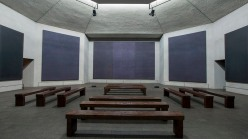 The Rothko Chapel.