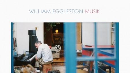 William Eggleston Release New Album of