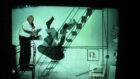 the Performa Biennial New York, African