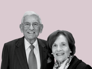 Edythe L. and Eli Broad