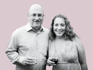Alexandra and Steven A. Cohen