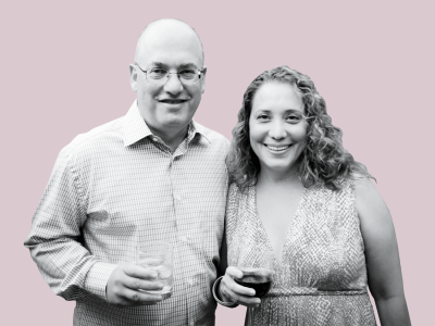 Alexandra and Steven A. Cohen