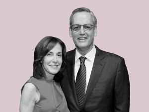 Rebecca and Martin Eisenberg