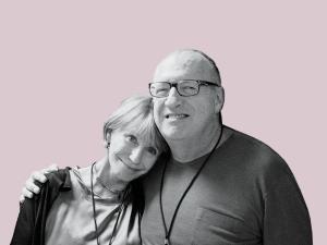 Barbara and Jon Landau