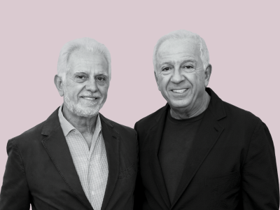 Maurice Marciano and Paul Marciano
