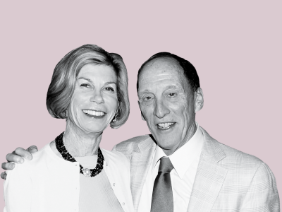 Susan and Larry Marx