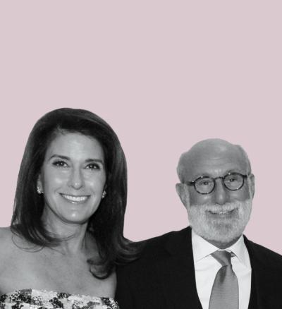 Marsha and Jeffrey Perelman