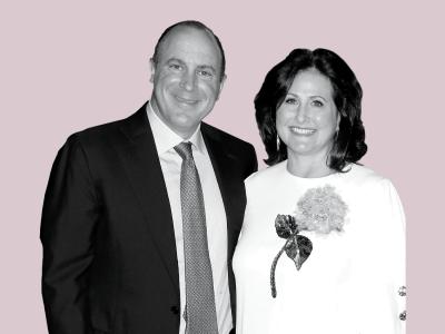 Lisa and Steve Tananbaum