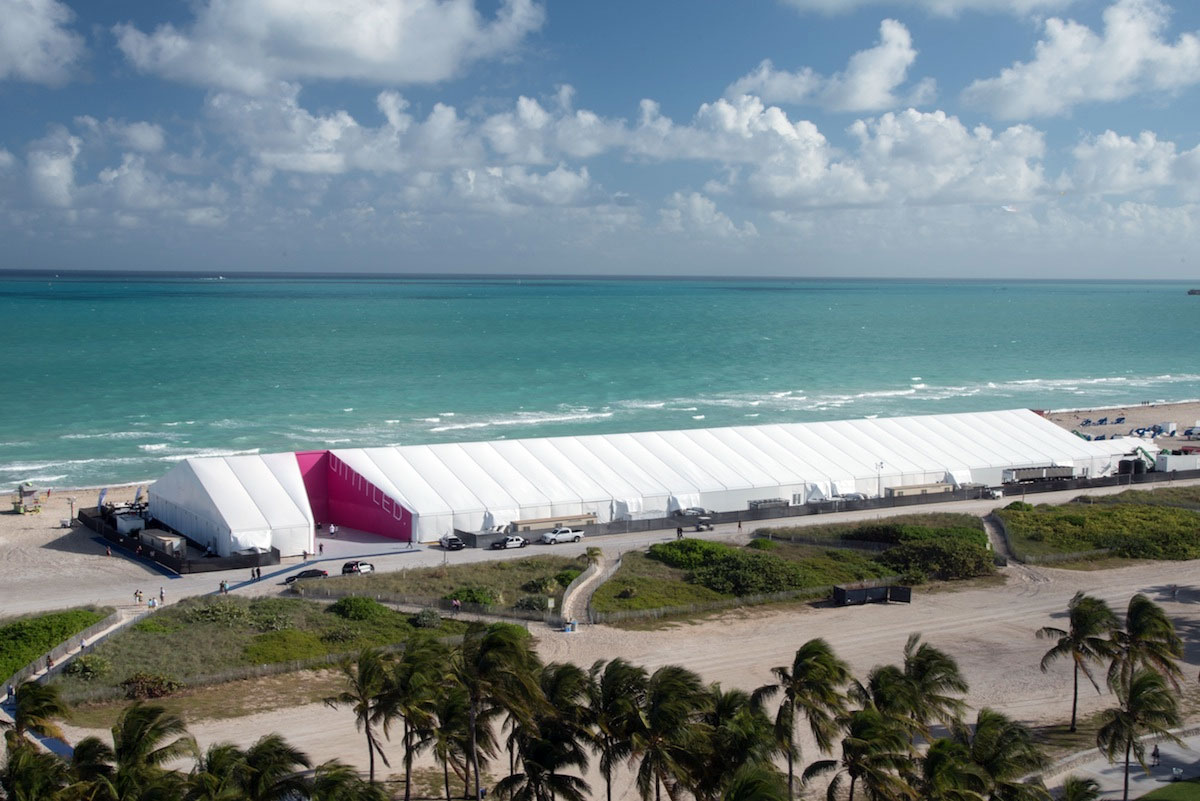 hereu0027s the exhibitor list for the untitled miami beach art fair