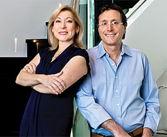 Tracey and Bruce R. Berkowitz