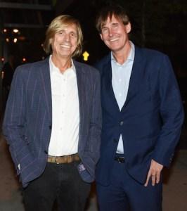 James Keith (JK) Brown and Eric