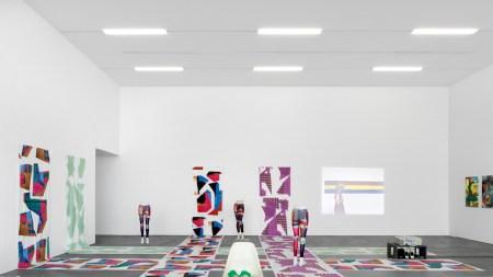 Cheryl Donegan Kunsthalle Zurich