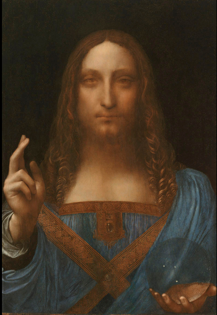 Salvator Mundi Sale >> Christie's to Offer Last Leonardo Painting Left in Private Hands at November Contemporary Sale ...