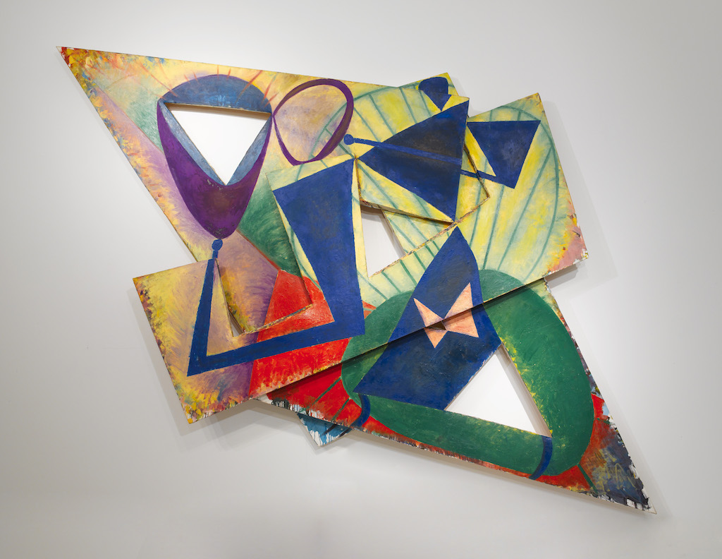 From the Archives: Elizabeth Murray on Shattering