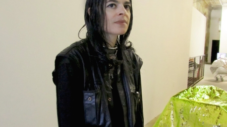 Lia Gangitano Wins Bard College Audrey