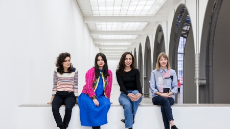 2017 Preis der Nationalgalerie Finalists Speak