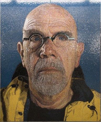 Close Reading Chuck Close and the Artist Portrait