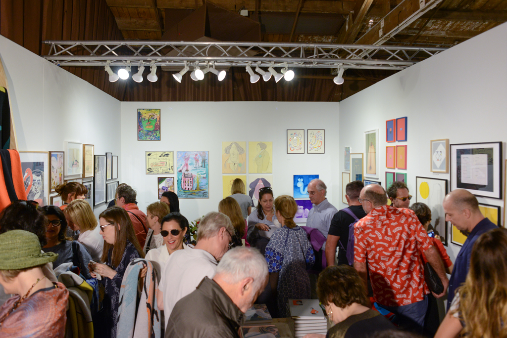 Nada Miami Opens To Brisk Sales At Ice Palace Studios The Fairs