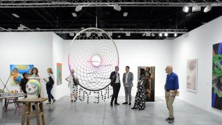 Few More Sales Art Basel Miami