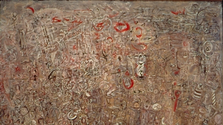 Mark Tobey the Addison Gallery of