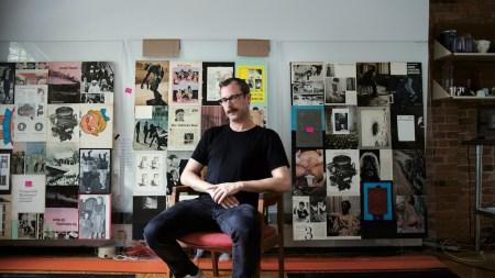 the Studio: Leigh Ledare