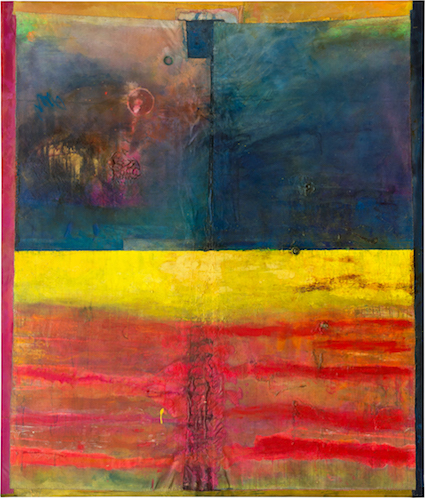 Frank Bowling Is Now Represented By New York S Alexander Gray Associates Artnews