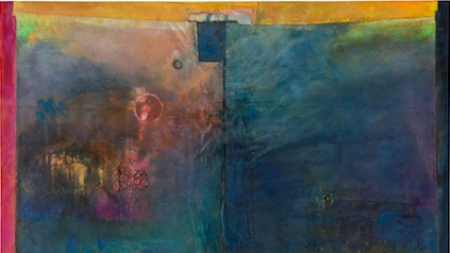 Frank Bowling Is Now Represented New