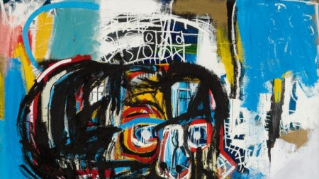 Record-Breaking $110 M. Basquiat Get One-Work