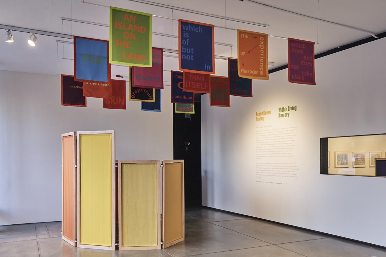 Inhabiting Modernism Renee Green At The Carpenter Center For The Visual Arts Artnews Com
