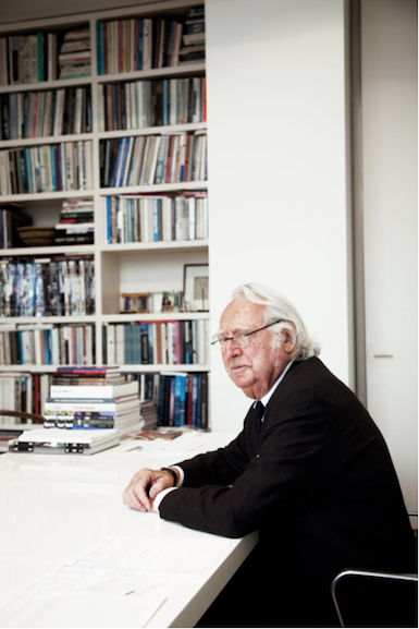 Following Sexual Harassment Allegations, Richard Meier 'Steps Back' From Firm