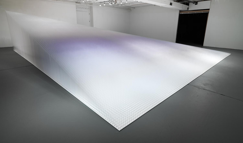 Tubular, Transparent, Transcendent: Tara Donovan's New Installation for the Armory Show