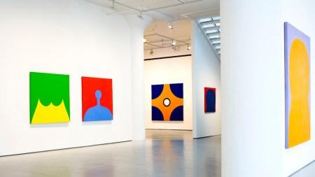 Marcia Hafif, Painter of Sensual Conceptual