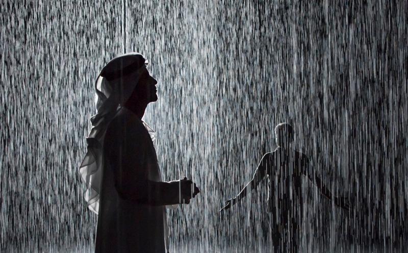Sharjah Art Foundation Opens Permanent Rain Room