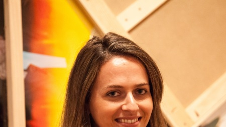 Katerina Stathopoulou Named Assistant Curator of
