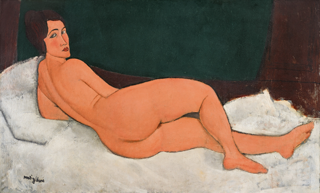 Modigliani Nude Makes $157.2 M. in Uneven Impressionist-Modern Sale at Sotheby's That Totals $318.3 M.