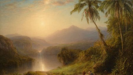 Berkshire Museum's Frederic Church Painting Sells