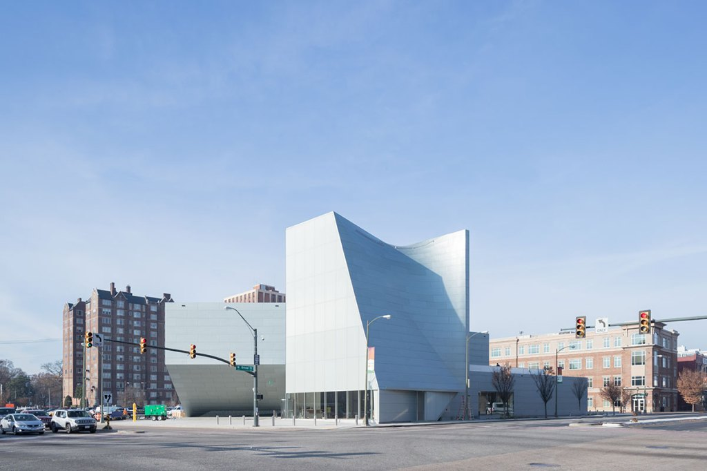 Mending the Social Fabric: Richmond's New Institute for Contemporary Art