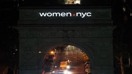 New York City Launches 'She Built