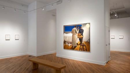 Mario Moore David Klein Gallery, Detroit