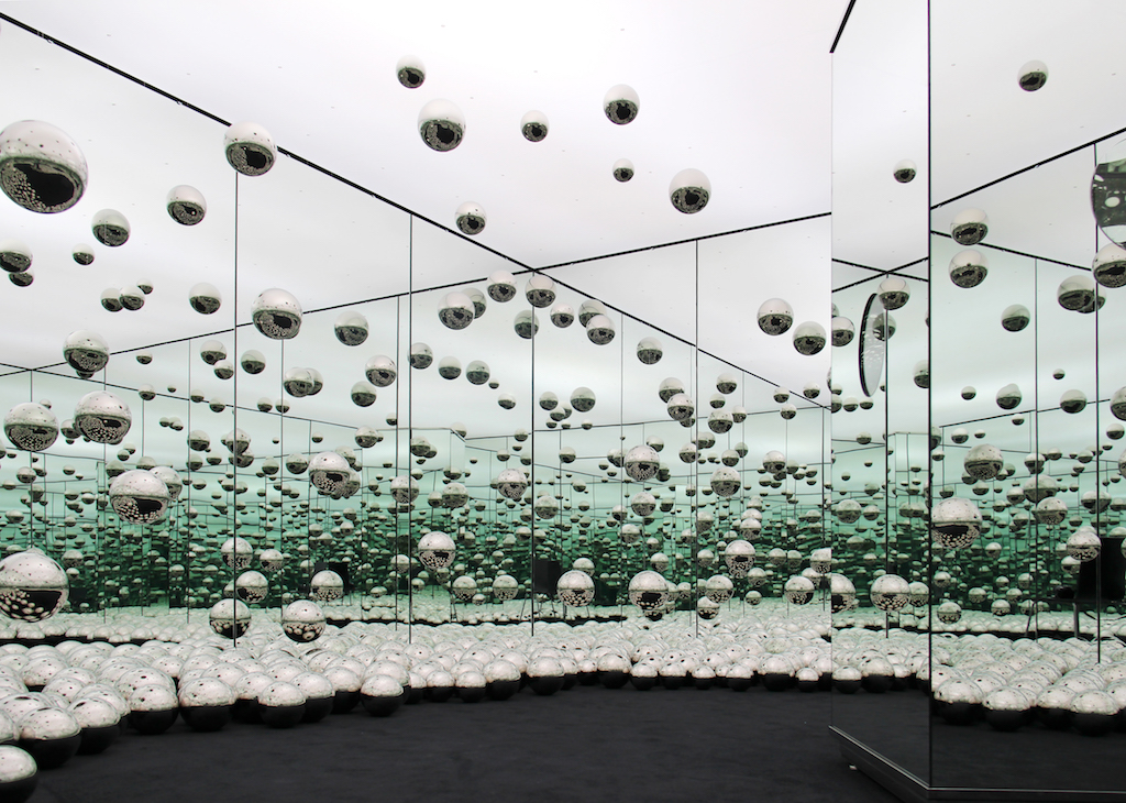 Chicago to Get First-Ever Yayoi Kusama 'Infinity Mirror Room
