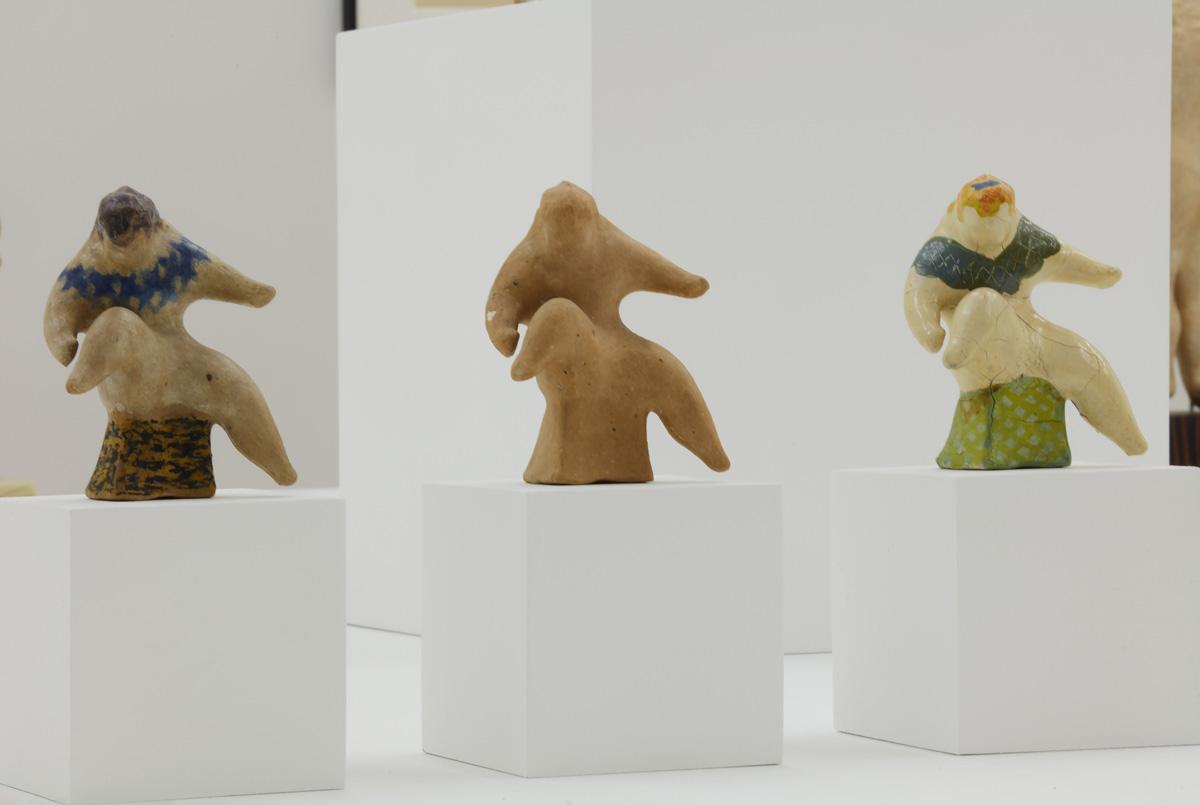 Elie Nadelman at Galerie Buchholz, New York