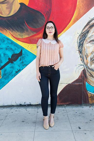 Self Help Graphics & Art Names Betty Avila Executive Director