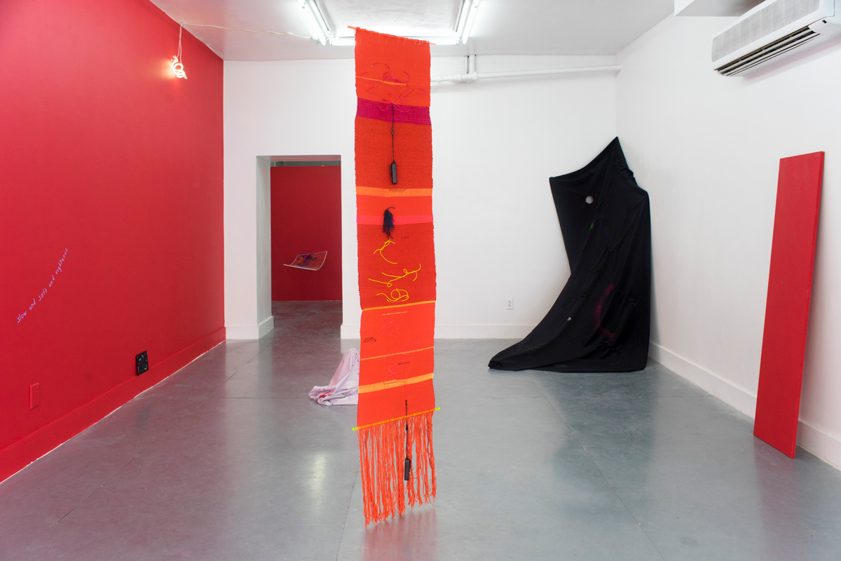 Sonia Louise Davis at Rubber Factory, New York